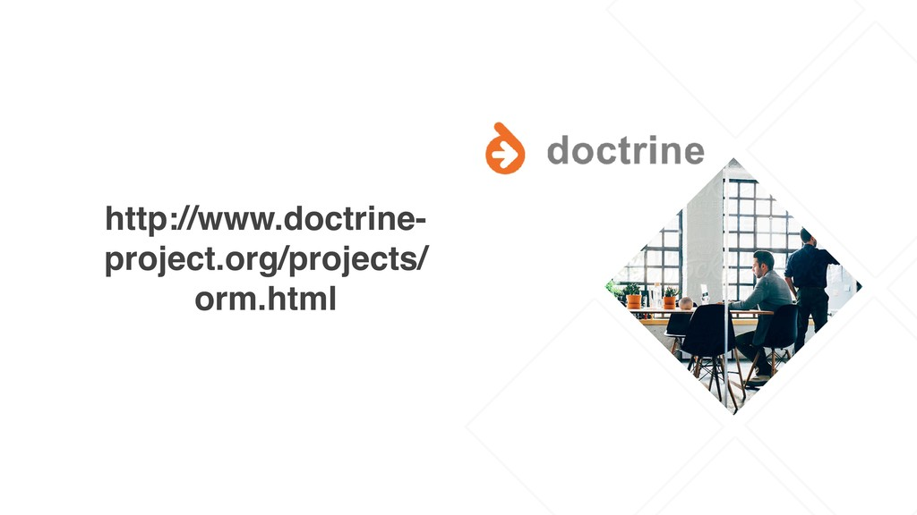 http://www.doctrine- project.org/projects/ orm....