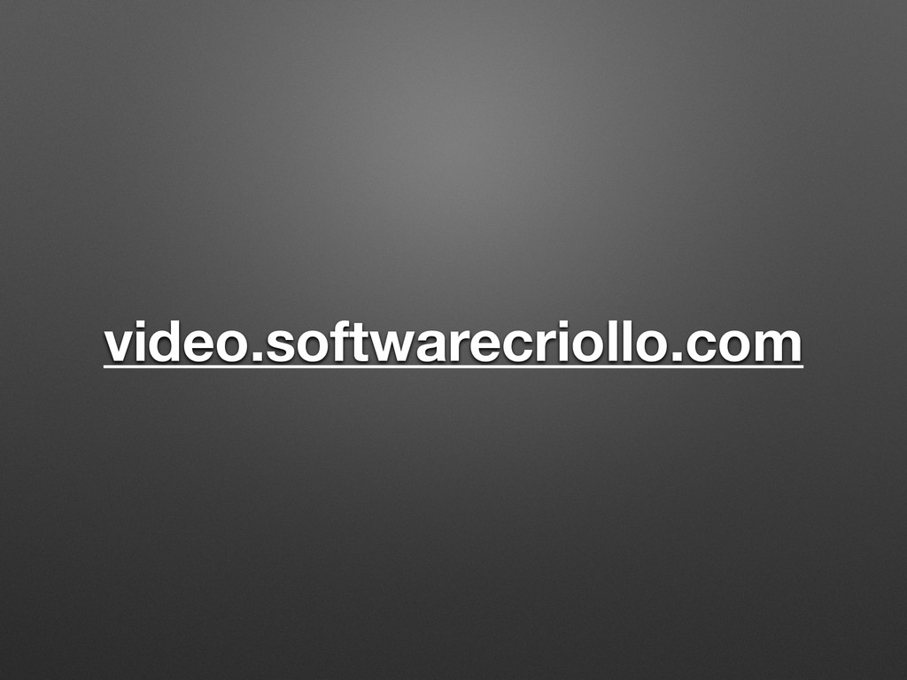 video.softwarecriollo.com