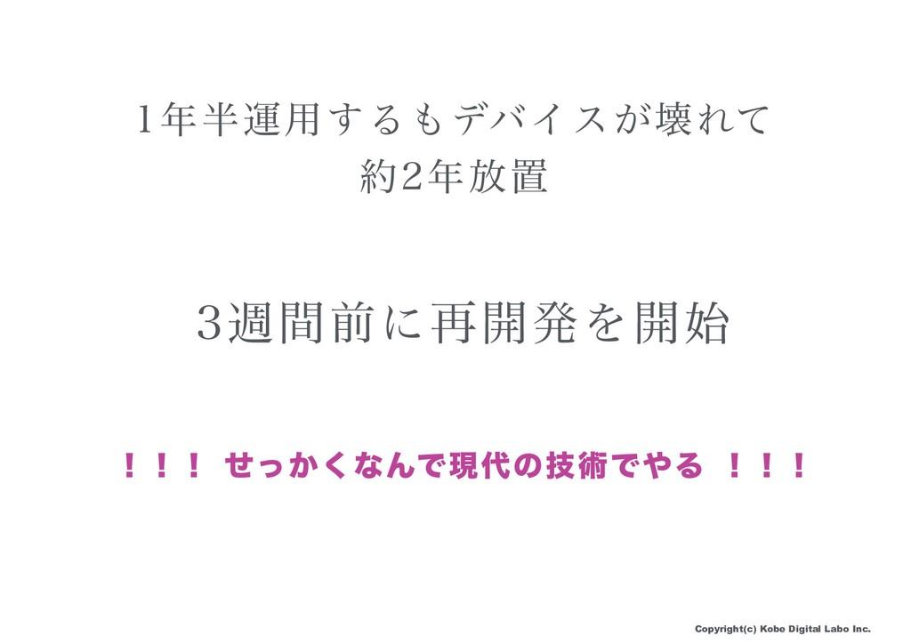 Copyright(c) Kobe Digital Labo Inc. ӡ༻͢ΔσόΠ...