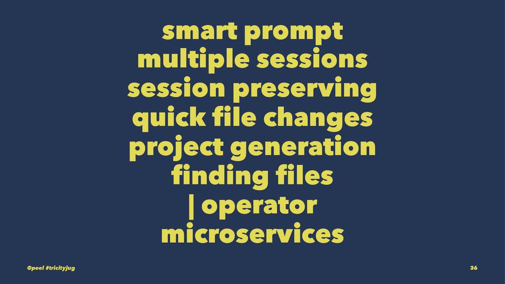smart prompt multiple sessions session preservi...