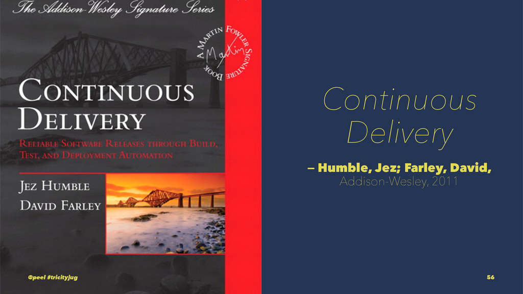 Continuous Delivery — Humble, Jez; Farley, Davi...