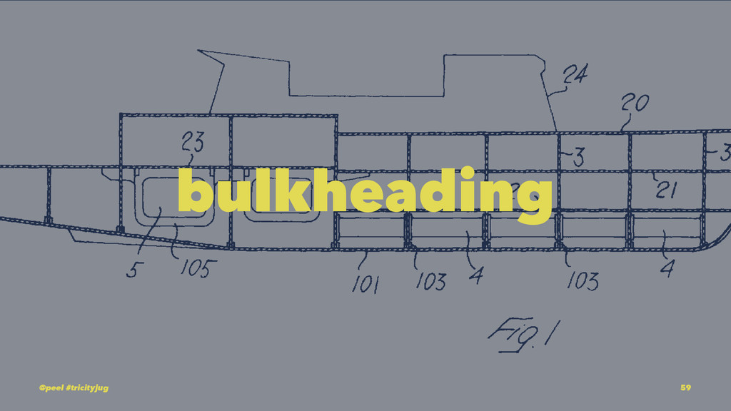 bulkheading @peel #tricityjug 59