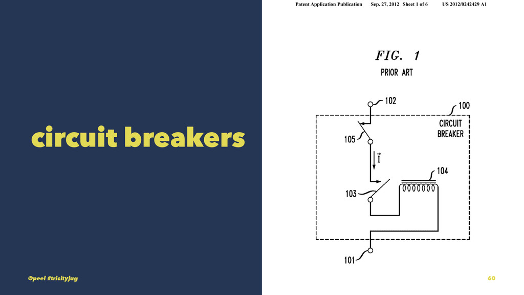 circuit breakers @peel #tricityjug 60