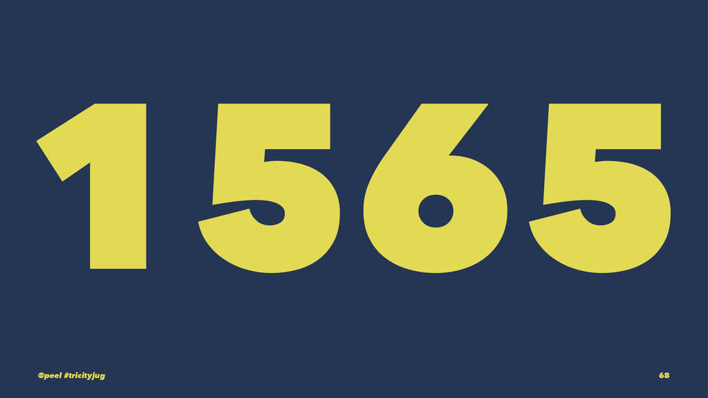 1565 @peel #tricityjug 68