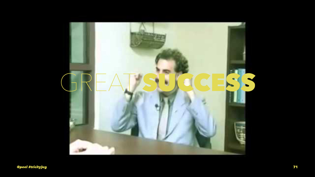 GREAT SUCCESS @peel #tricityjug 71