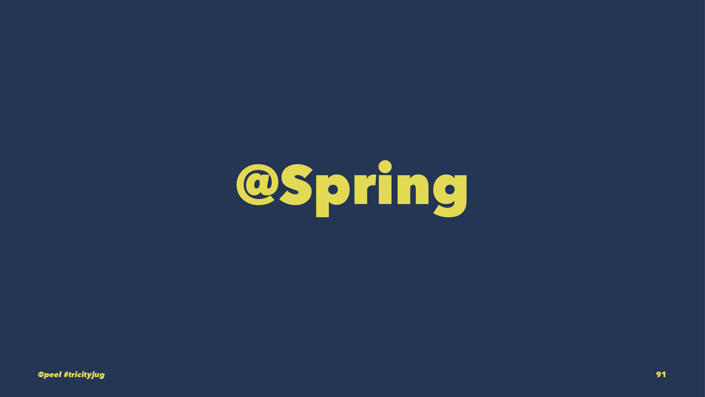@Spring @peel #tricityjug 91