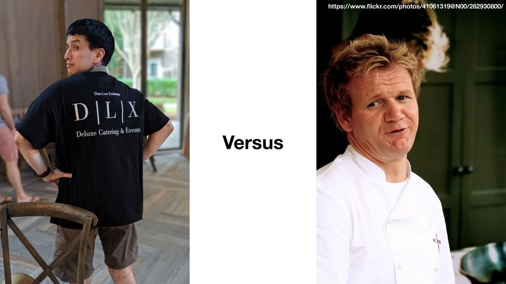 Versus https://www.flickr.com/photos/41061319@N0...