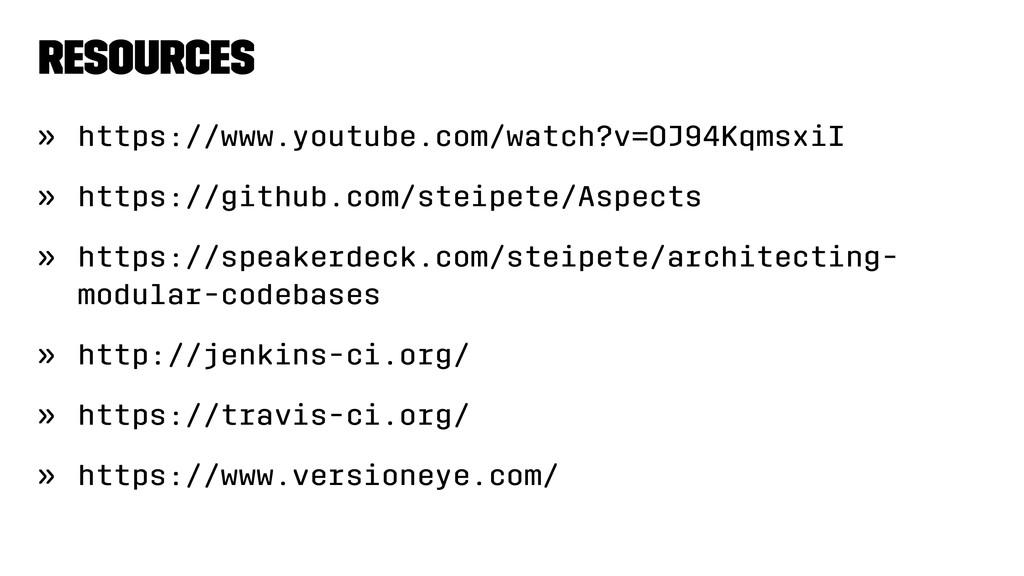 Resources » https://www.youtube.com/watch?v=OJ9...