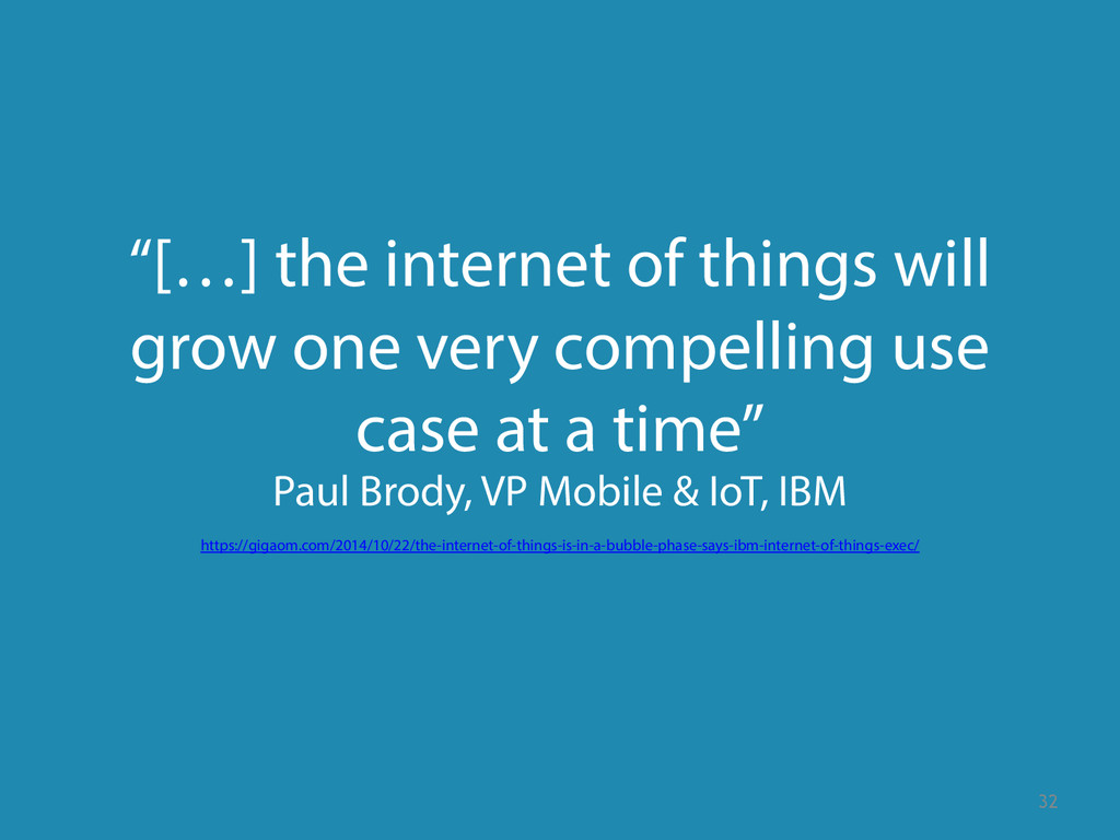 """[…] the internet of things will grow one very ..."