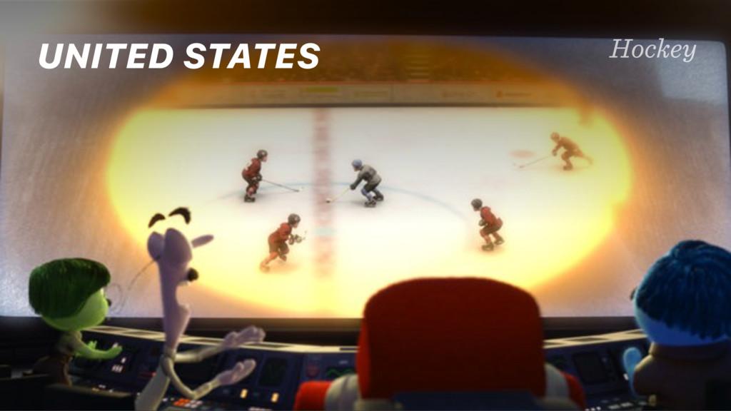 Hockey UNITED STATES