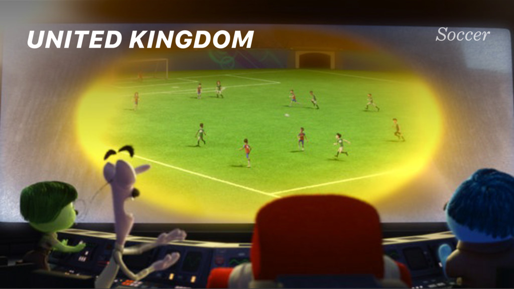 Soccer UNITED KINGDOM