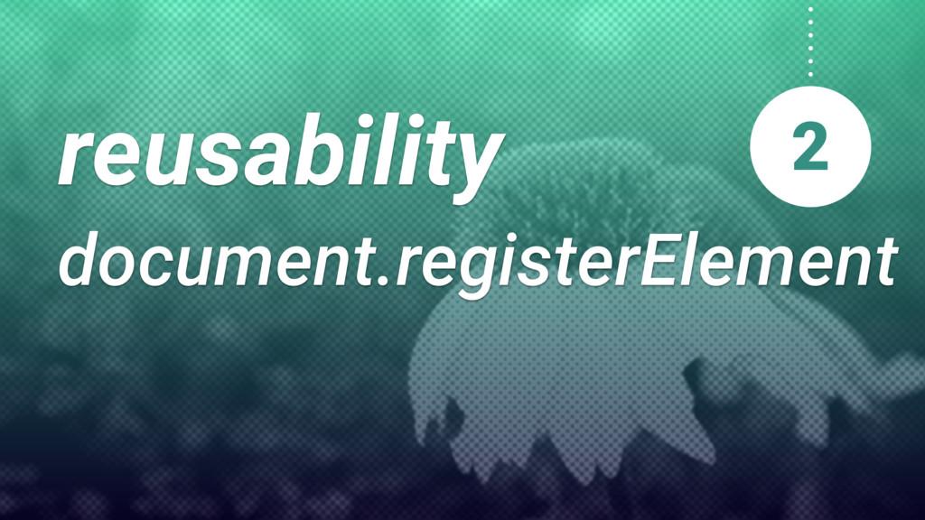 reusability document.registerElement 2