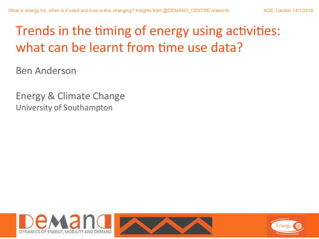 @DEMAND_CENTRE What is energy for, when is it u...