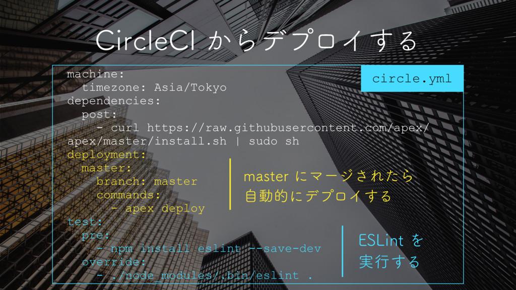 $JSDMF$*͔ΒσϓϩΠ͢Δ machine: timezone: Asia/Tokyo...