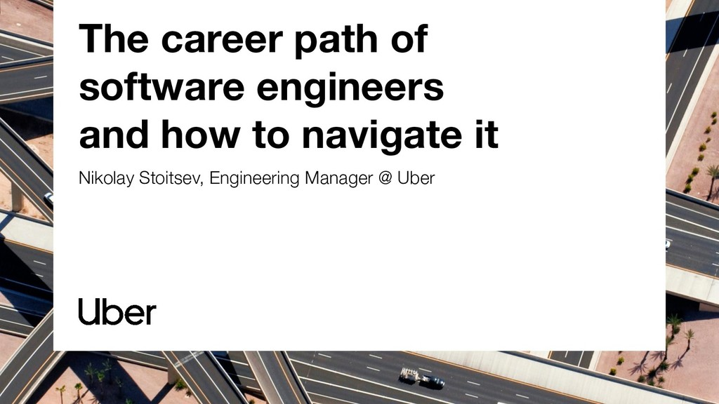 The career path of software engineers and how t...