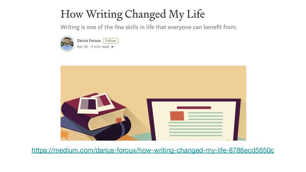 https://medium.com/darius-foroux/how-writing-ch...