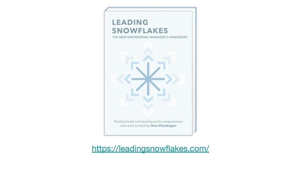 https://leadingsnowflakes.com/