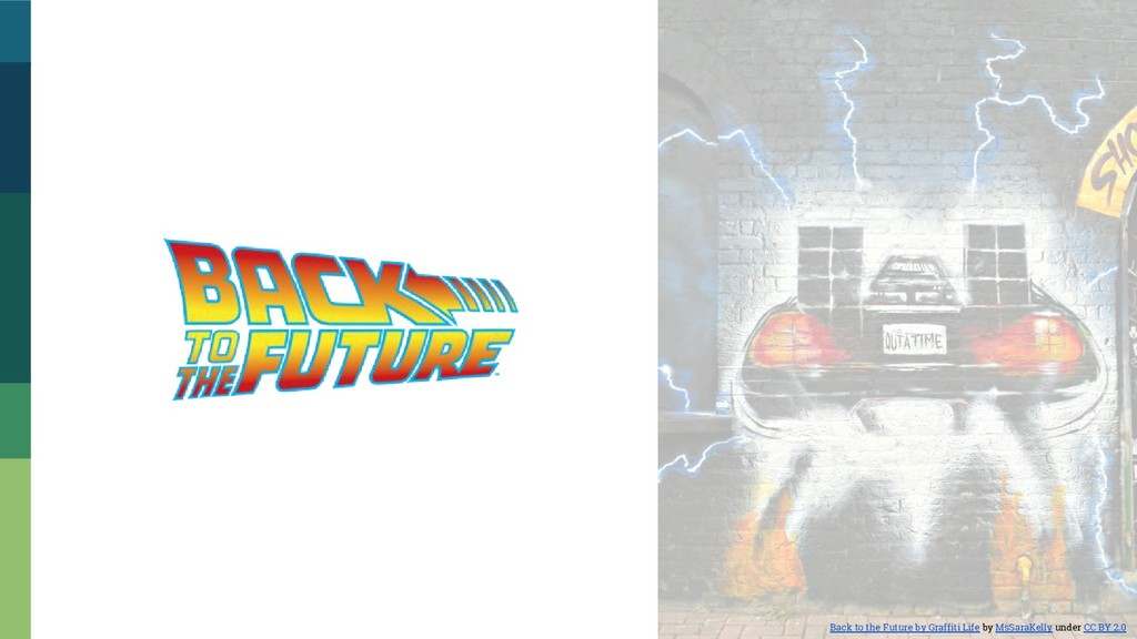 Back to the Future by Graffiti Life by MsSaraKe...