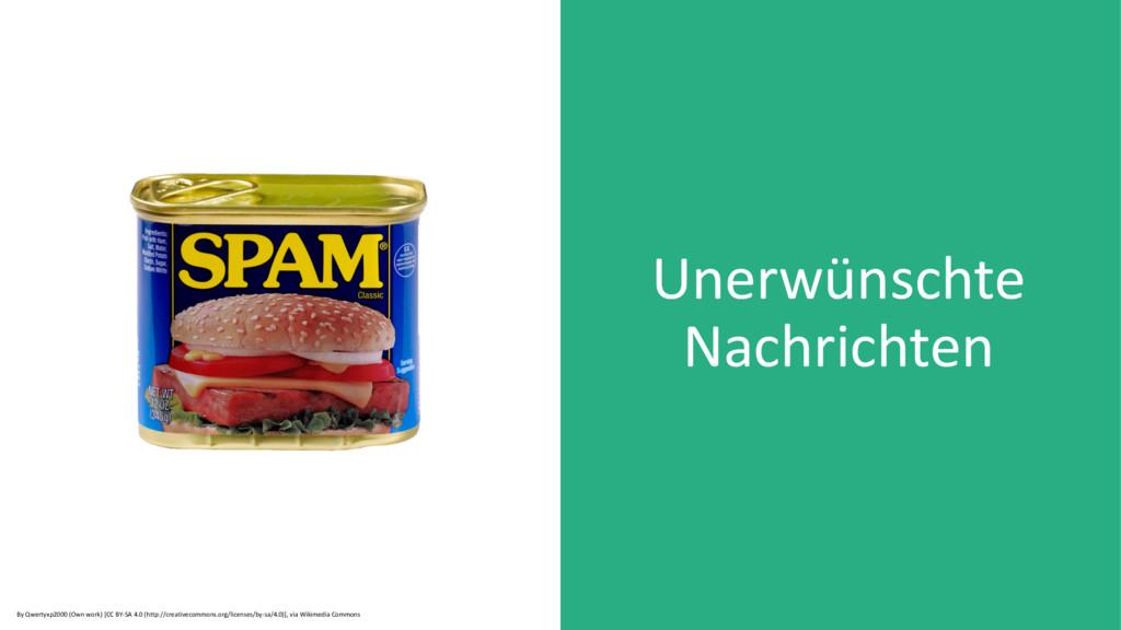 Unerwünschte Nachrichten By Qwertyxp2000 (Own w...