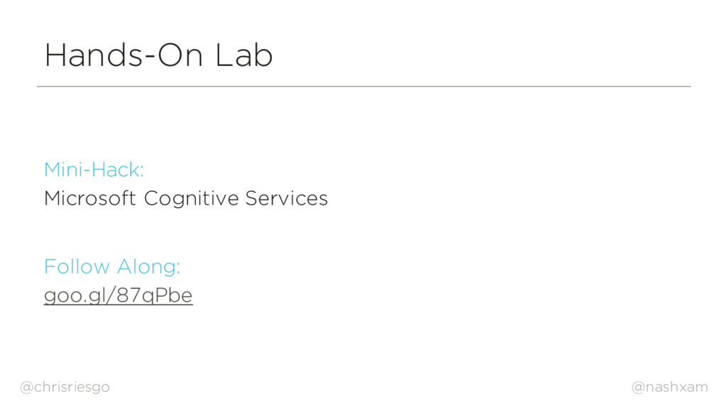 @nashxam Hands-On Lab Mini-Hack: Microsoft Cogn...