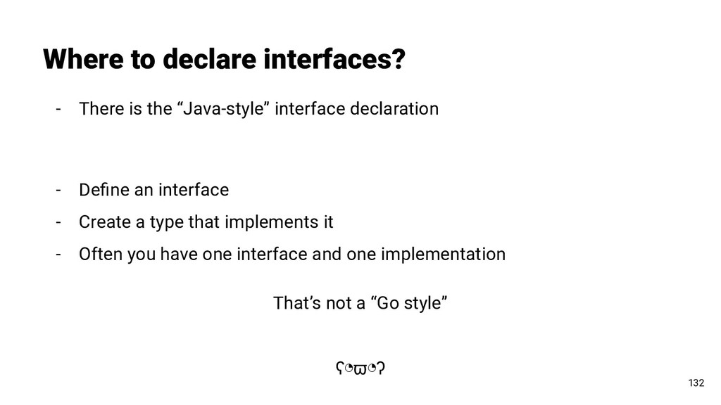 """Where to declare interfaces? - There is the """"Ja..."""
