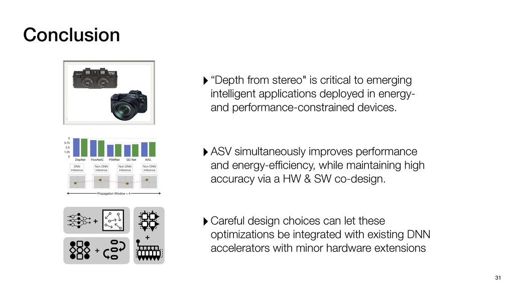 Conclusion 31 ‣Careful design choices can let t...