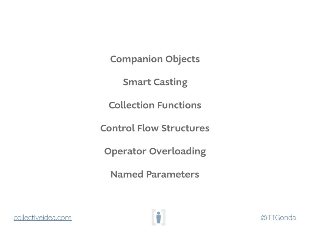 @TTGonda collectiveidea.com Companion Objects S...