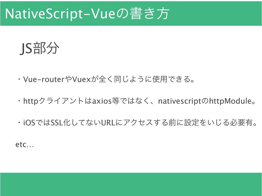 NativeScript-Vueͷॻ͖ํ σΟϨΫτϦߏ IUUQTHJUIVCDP...