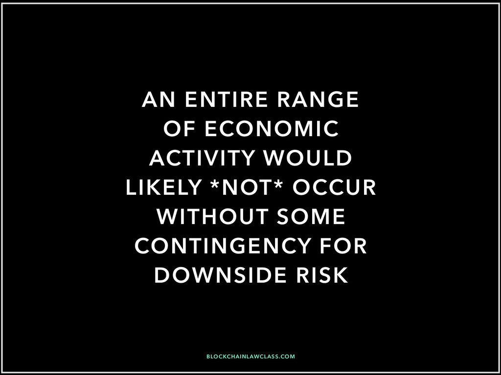 AN ENTIRE RANGE OF ECONOMIC ACTIVITY WOULD LIKE...