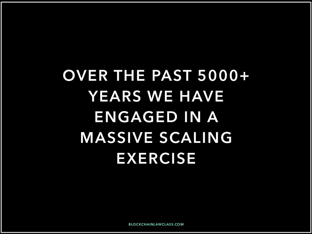 OVER THE PAST 5000+ YEARS WE HAVE ENGAGED IN A ...