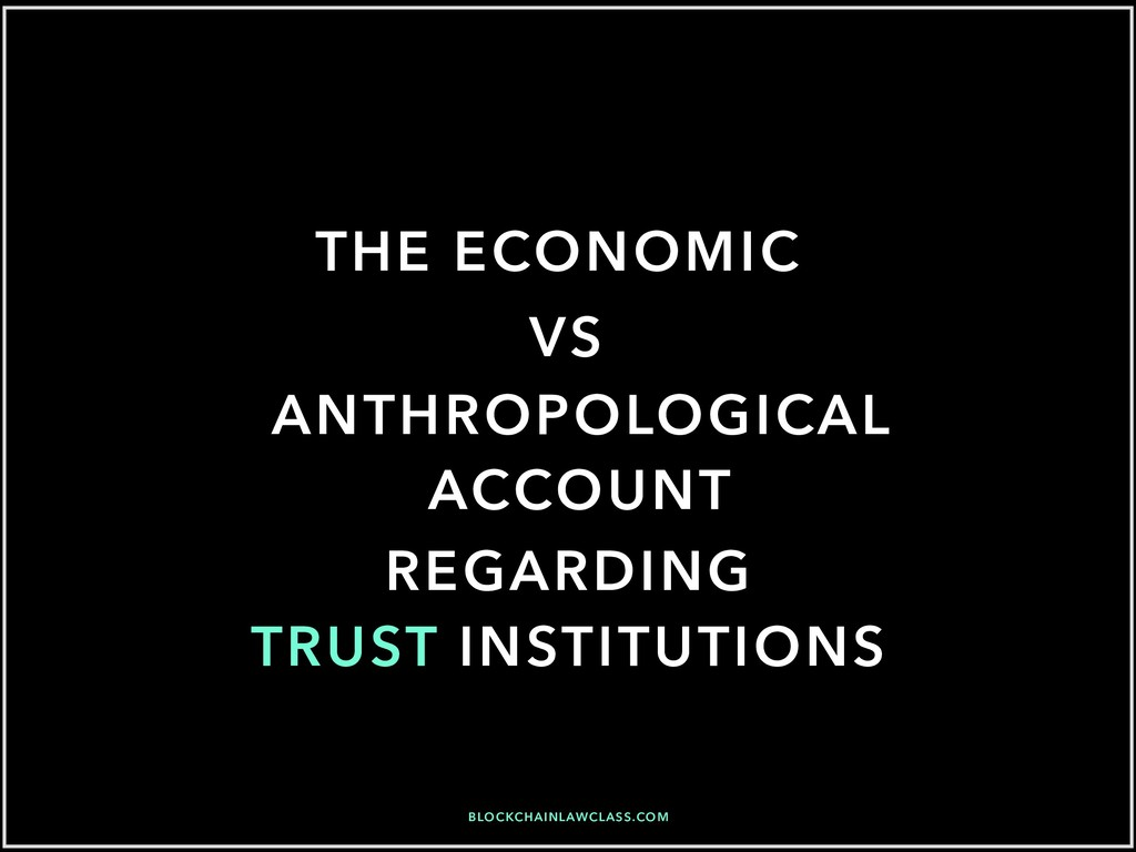 THE ECONOMIC ANTHROPOLOGICAL ACCOUNT REGARDING ...