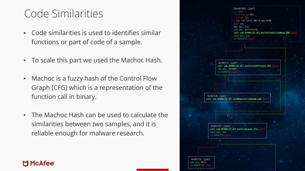 ▪ Code similarities is used to identifies simil...
