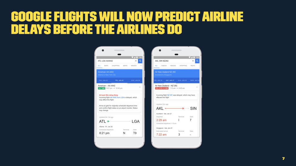 Google Flights will now predict airline delays ...