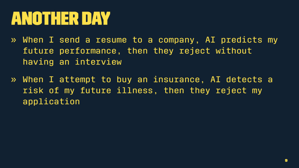 Another Day » When I send a resume to a company...