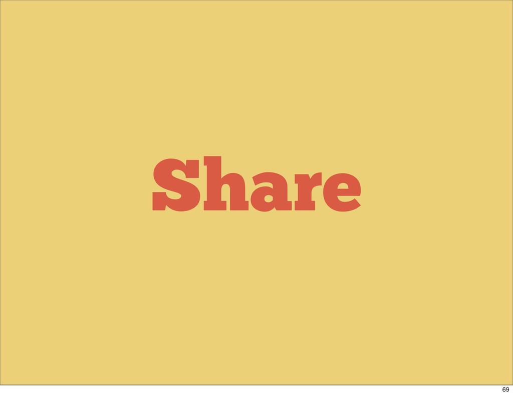 Share 69