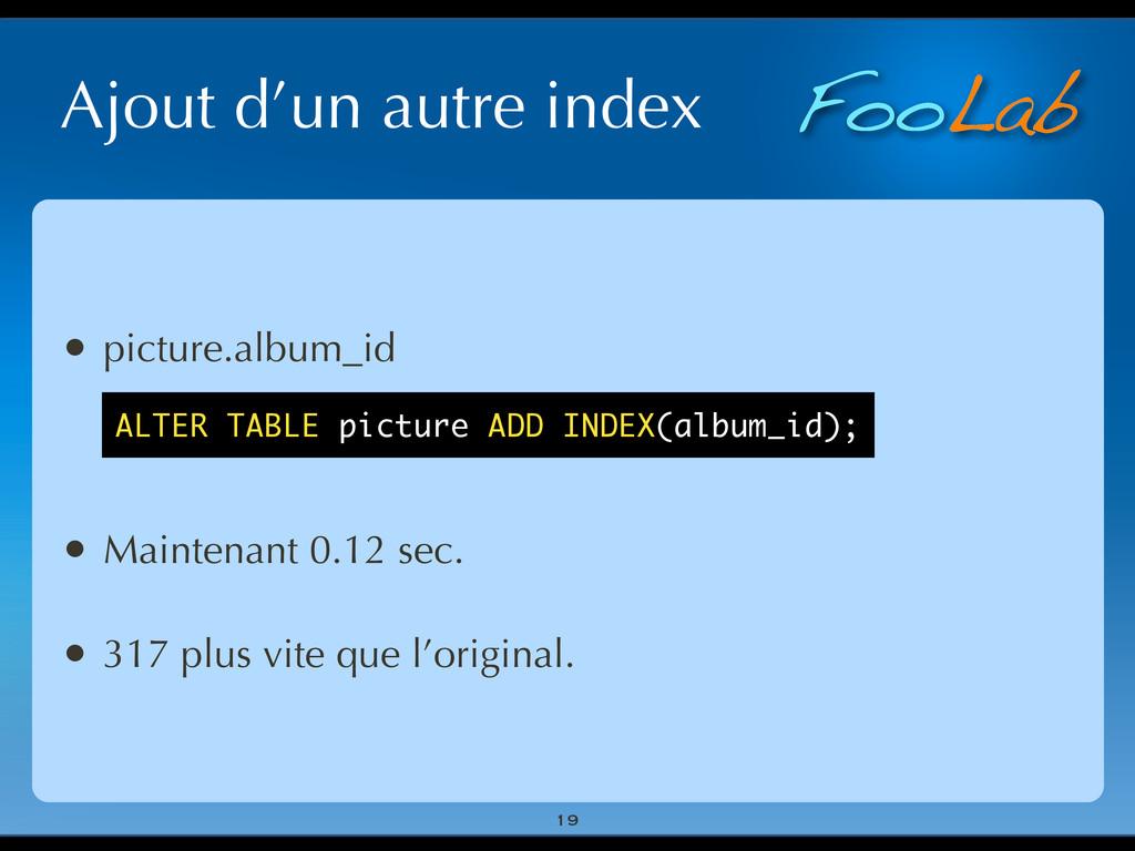 FooLab Ajout d'un autre index 19 • picture.albu...