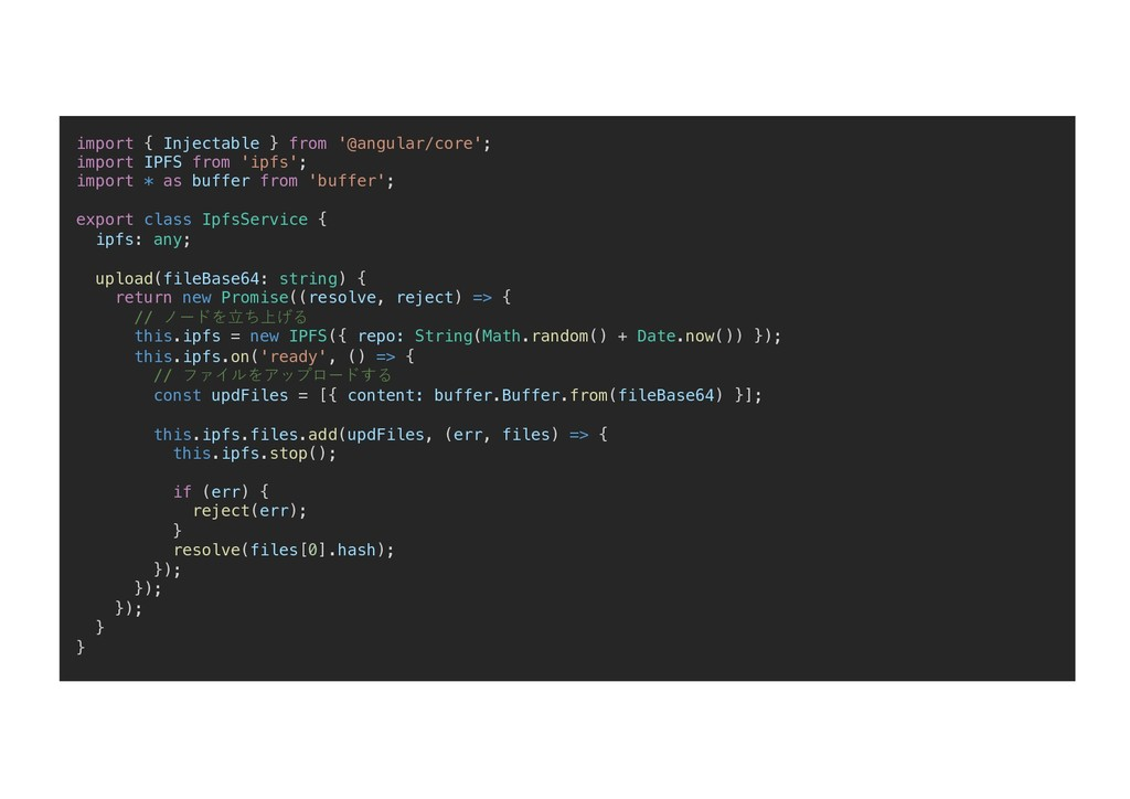 import { Injectable } from '@angular/core'; imp...