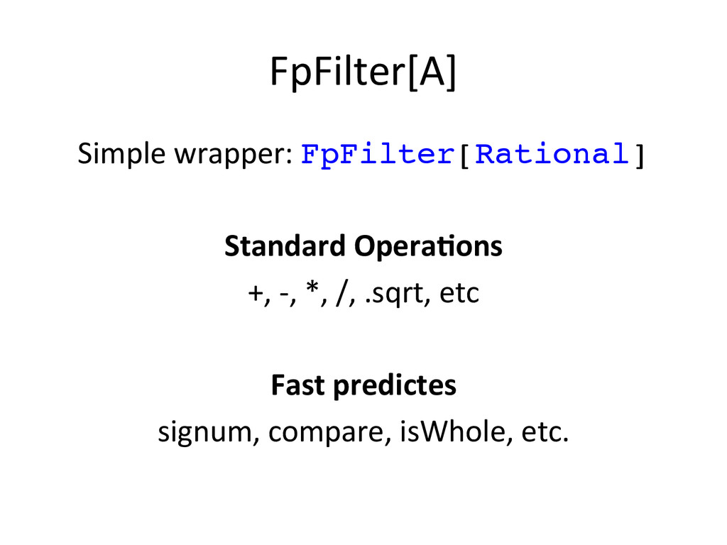 FpFilter[A]	