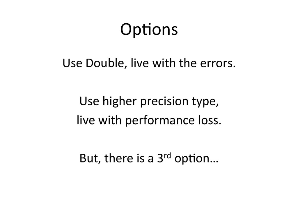 Op9ons	