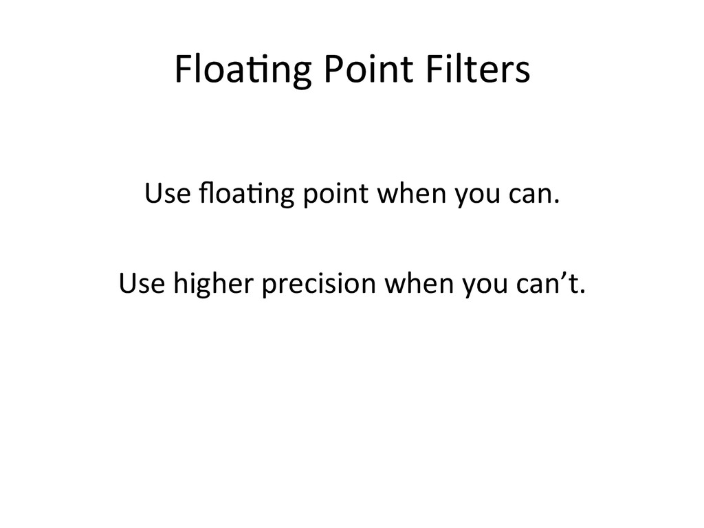Floa9ng	
