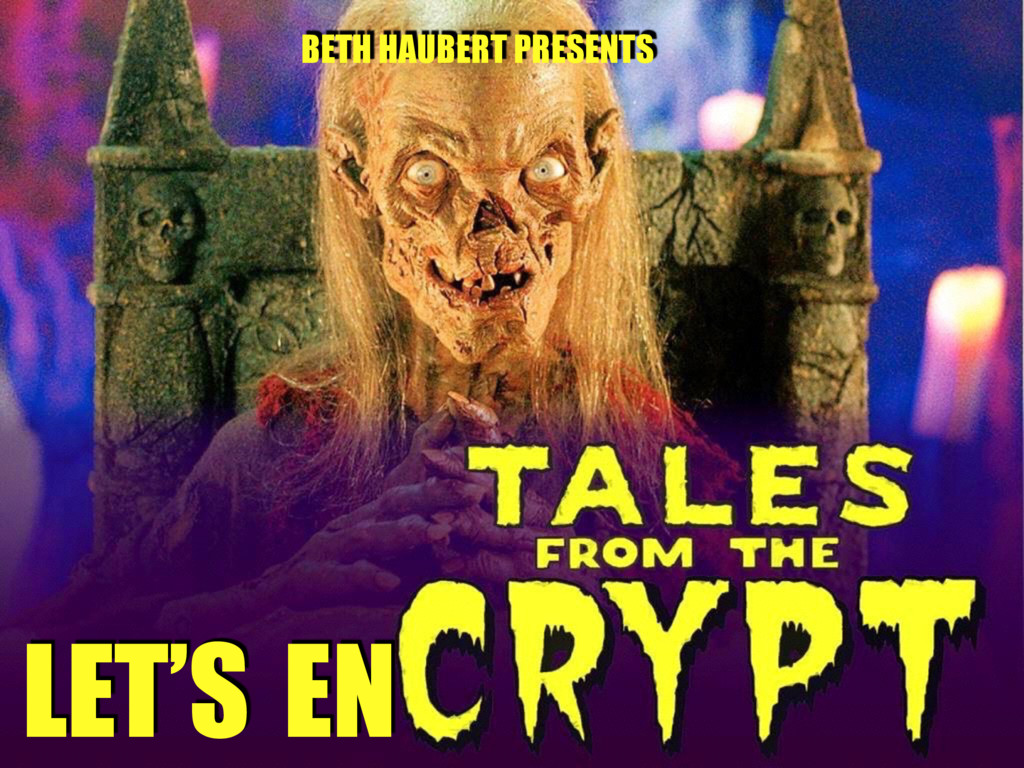 TALES FROM LET'S ENCRYPT BETH HAUBERT LET'S EN ...