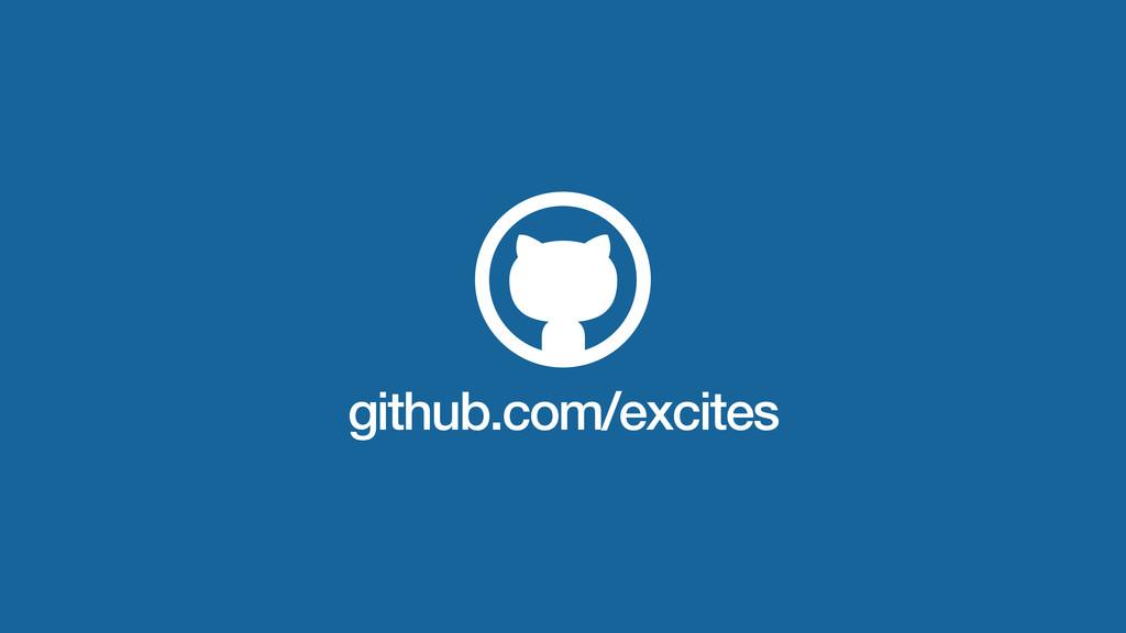 github.com/excites