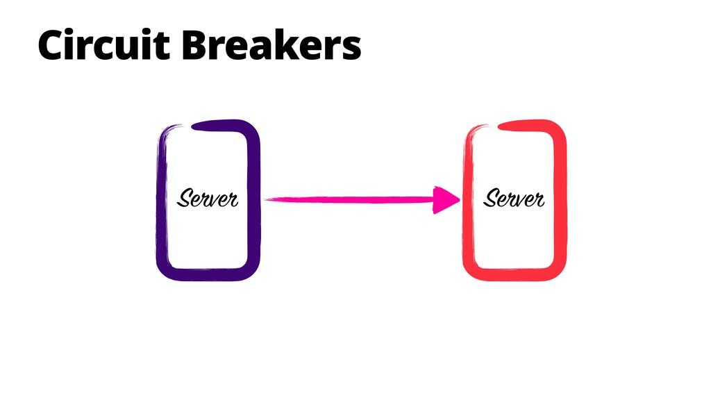 Circuit Breakers Server Server