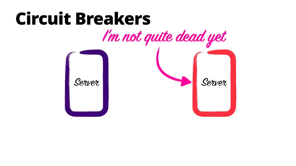 Circuit Breakers Server Server I'm not quite de...