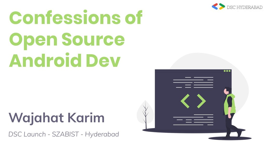 Confessions of Open Source Android Dev Wajahat ...