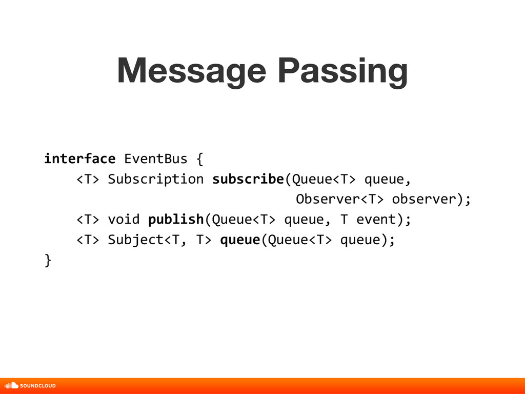 Message Passing title, date, 01 of 10 interface...