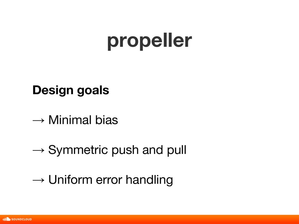 propeller title, date, 01 of 10 Design goals → ...