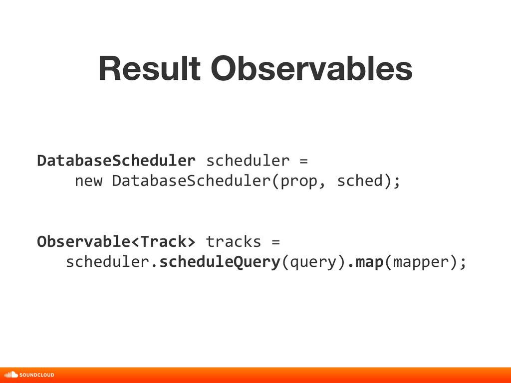 Result Observables title, date, 01 of 10 Databa...