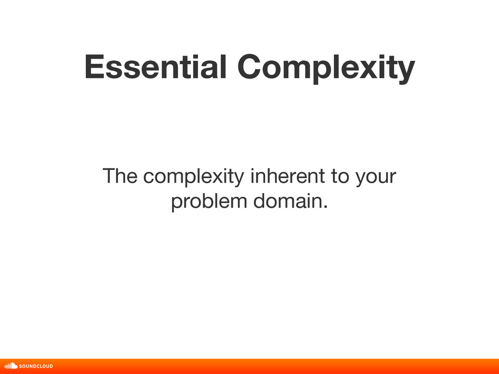 Essential Complexity title, date, 01 of 10 The ...