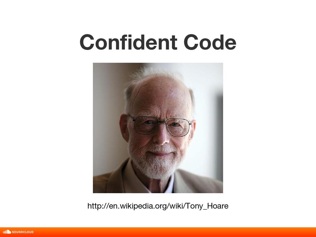 Confident Code title, date, 01 of 10 http://en....